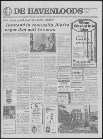 De Havenloods 1970-09-03