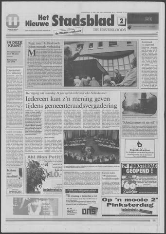 Het Nieuwe Stadsblad 1996-05-23