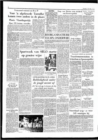 Rotterdamsch Parool / De Schiedammer 1955-06-18