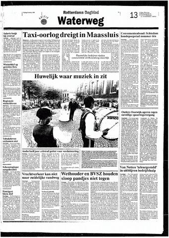 Rotterdamsch Nieuwsblad / Schiedamsche Courant / Rotterdams Dagblad / Waterweg / Algemeen Dagblad 1993-10-08
