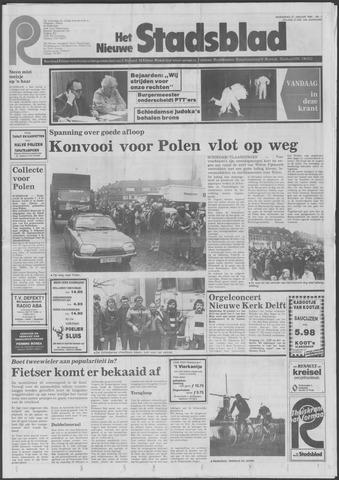 Het Nieuwe Stadsblad 1982-01-27