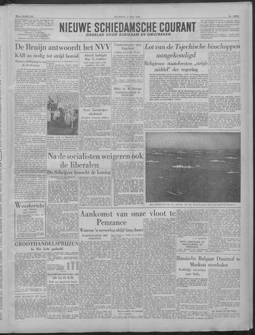 Nieuwe Schiedamsche Courant 1949-07-04