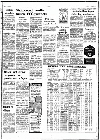 Trouw / De Rotterdammer 1971-02-12