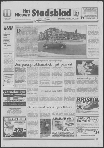 Het Nieuwe Stadsblad 1996-09-26