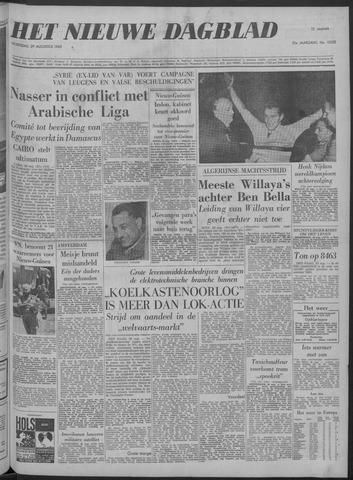 Nieuwe Schiedamsche Courant 1962-08-29