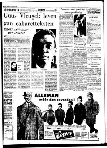 Rotterdamsch Parool / De Schiedammer 1964-11-03