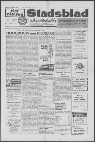 Het Nieuwe Stadsblad 1960-02-05