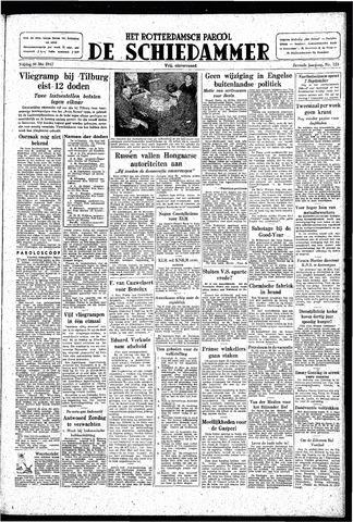 Rotterdamsch Parool / De Schiedammer 1947-05-30
