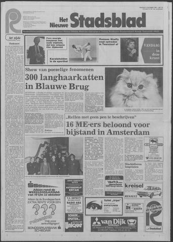 Het Nieuwe Stadsblad 1981-10-09