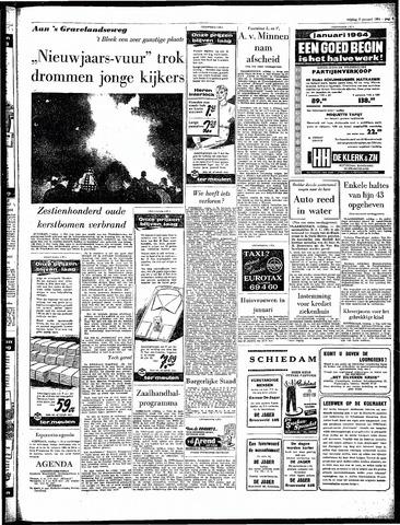 Rotterdamsch Parool / De Schiedammer 1964-01-03