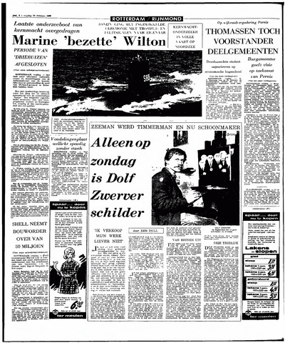 Rotterdamsch Parool / De Schiedammer 1966-02-25