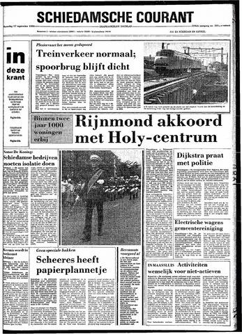 Rotterdamsch Nieuwsblad / Schiedamsche Courant / Rotterdams Dagblad / Waterweg / Algemeen Dagblad 1980-09-17