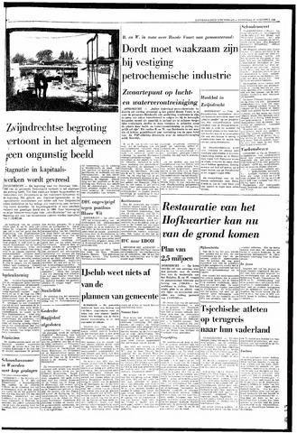 Rotterdamsch Nieuwsblad / Schiedamsche Courant / Rotterdams Dagblad / Waterweg / Algemeen Dagblad 1968-08-31