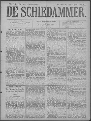 De Schiedammer 1890-04-12
