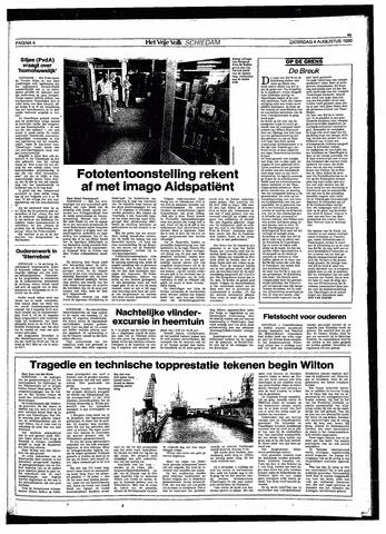 Het Vrije volk 1990-08-04