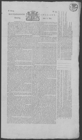 Rotterdamse Courant 1823-05-17