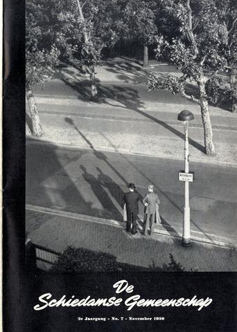 Schiedamse Gemeenschap (tijdschrift) 1950-11-01