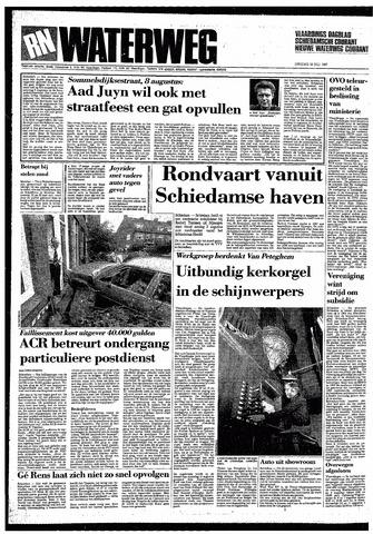 Rotterdamsch Nieuwsblad / Schiedamsche Courant / Rotterdams Dagblad / Waterweg / Algemeen Dagblad 1987-07-28