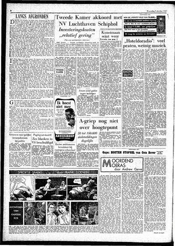 Rotterdamsch Parool / De Schiedammer 1957-10-09