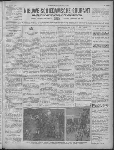 Nieuwe Schiedamsche Courant 1932-11-16