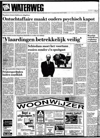 Rotterdamsch Nieuwsblad / Schiedamsche Courant / Rotterdams Dagblad / Waterweg / Algemeen Dagblad 1991-03-13