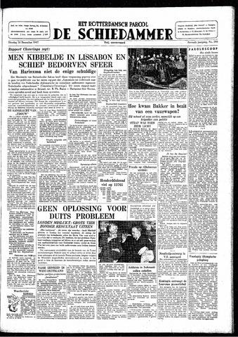 Rotterdamsch Parool / De Schiedammer 1947-12-16