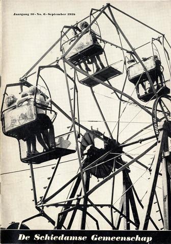 Schiedamse Gemeenschap (tijdschrift) 1958-09-01