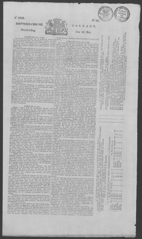 Rotterdamse Courant 1841-05-20