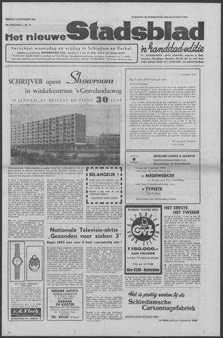 Het Nieuwe Stadsblad 1964-11-13