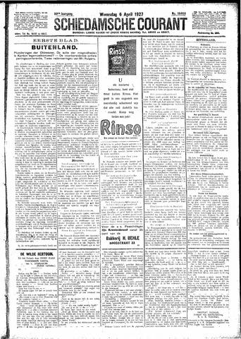 Schiedamsche Courant 1927-04-06