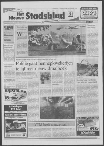 Het Nieuwe Stadsblad 1998-08-13