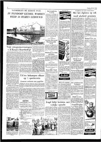 Rotterdamsch Parool / De Schiedammer 1955-07-22