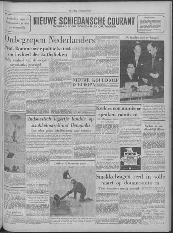 Nieuwe Schiedamsche Courant 1958-03-11