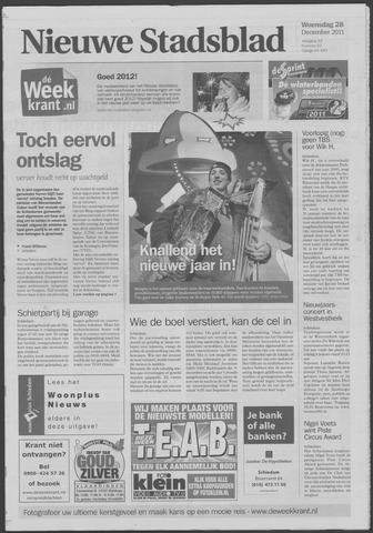 Het Nieuwe Stadsblad 2011-12-28