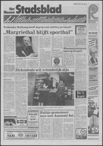 Het Nieuwe Stadsblad 1985-04-05