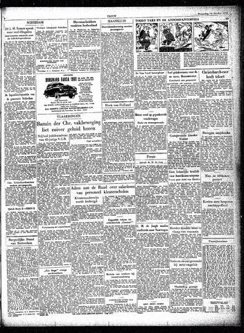 Trouw / De Rotterdammer 1953-10-14