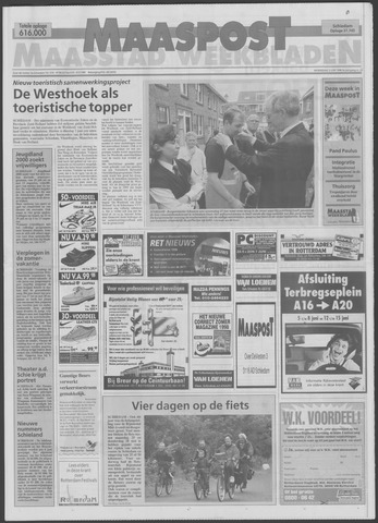 Maaspost / Maasstad / Maasstad Pers 1998-06-03