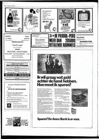 Rotterdamsch Parool / De Schiedammer 1970-04-06
