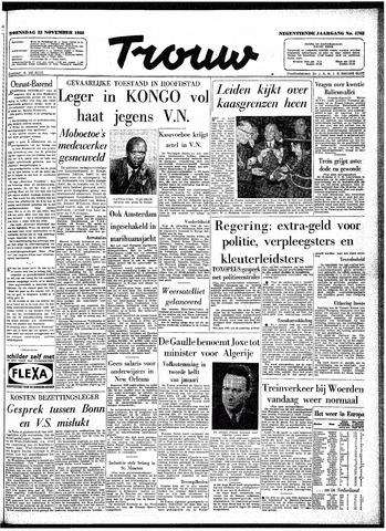 Trouw / De Rotterdammer 1960-11-23