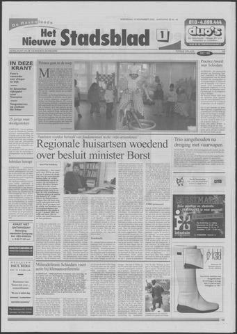 Het Nieuwe Stadsblad 2000-11-15