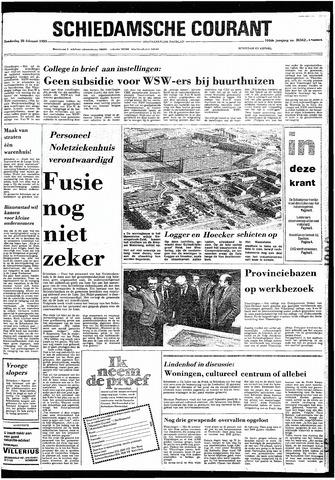 Rotterdamsch Nieuwsblad / Schiedamsche Courant / Rotterdams Dagblad / Waterweg / Algemeen Dagblad 1980-02-28