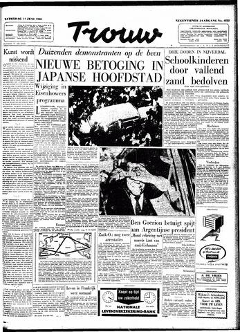 Trouw / De Rotterdammer 1960-06-11