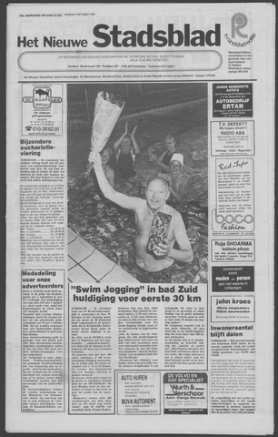Het Nieuwe Stadsblad 1980-10-03