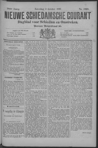 Nieuwe Schiedamsche Courant 1897-10-02