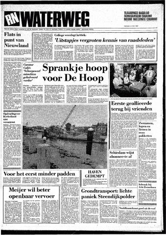 Rotterdamsch Nieuwsblad / Schiedamsche Courant / Rotterdams Dagblad / Waterweg / Algemeen Dagblad 1987-07-17