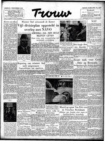 Trouw / De Rotterdammer 1953-12-04