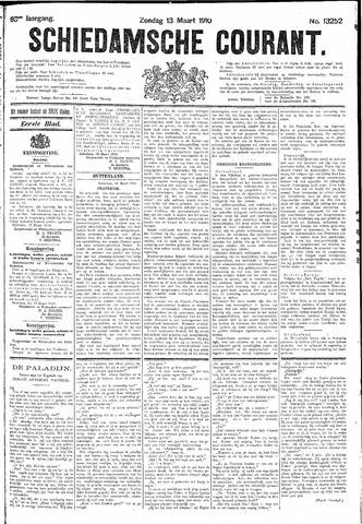 Schiedamsche Courant 1910-03-13