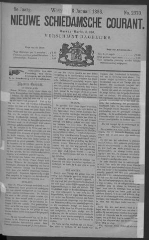Nieuwe Schiedamsche Courant 1886-01-06