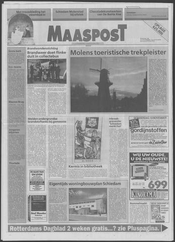 Maaspost / Maasstad / Maasstad Pers 1994-11-09