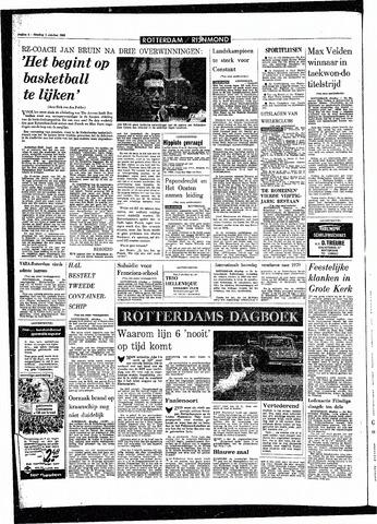 Rotterdamsch Parool / De Schiedammer 1968-10-01